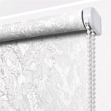 Рулонная штора «Фрост», 57 х 175 см, цвет белый, фото 2