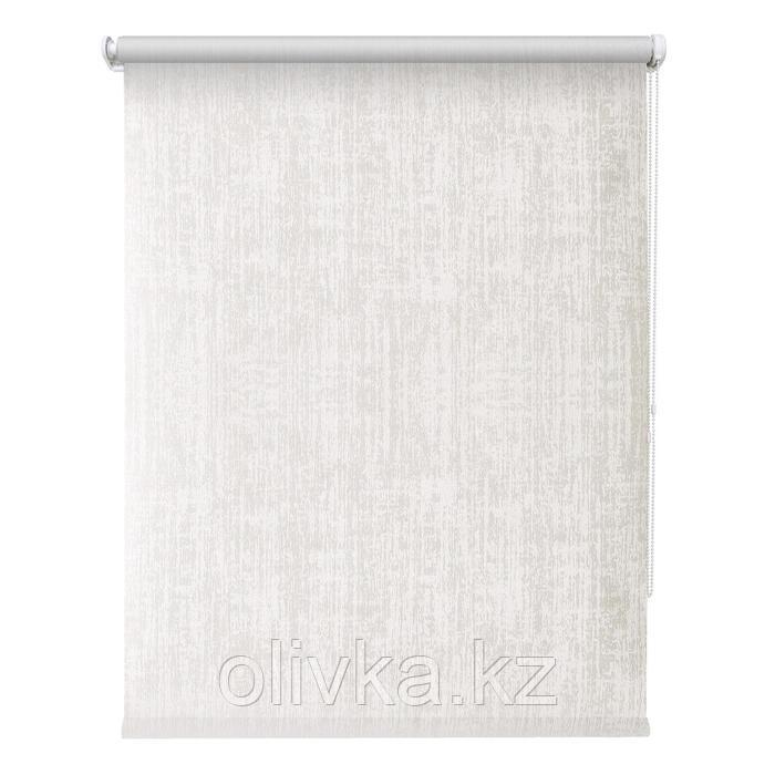 Рулонная штора «Кембридж», 50 х 175 см, цвет бежевый