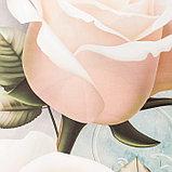 Комплект штор Хрупкая красота 147х267 +/- 3см 2шт, габардин, п/э, фото 2