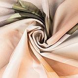 Комплект штор Хрупкая красота 147х267 +/- 3см 2шт, габардин, п/э, фото 3