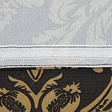 Комплект штор Эмир, цвет МИКС, 150х270 +/- 3см 2шт, габардин, п/э, фото 4