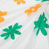 Скатерть для дачи Хозяюшка Цветы 140×180 см, фото 3