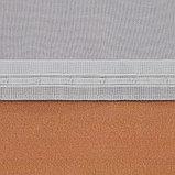 Комплект штор Орёл 150х270 +/- 3см 2шт, габардин, п/э, фото 4