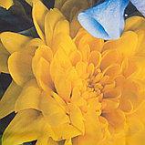 Комплект штор Рассвет 150х270 +/- 3см 2шт, габардин, п/э, фото 3
