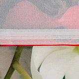 Комплект штор Эскорт 147х267 +/- 3см 2шт, габардин, п/э, фото 4