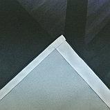 """Фотошторы """"Ночной мост"""" 145х260 см 2шт, габардин 160гр/м2, пэ100%, фото 2"""
