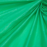Скатерть для дачи Хозяюшка Радуга, цвет салат 137×274 см, фото 2
