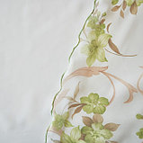 Комплект штор для кухни Офелия 300х160 см, зелёный, полиэстер 100%, фото 2