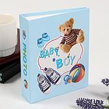 """Фотоальбом на 40 фото 10х15 см """"Детские вещи"""" в коробке МИКС 17х14х4,5 см, фото 2"""
