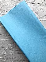Упаковочная бумага тишью - Светло-голубая, фото 1