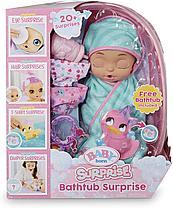 Baby Born Bathtub Surprise большая кукла с ванночкой Kitty