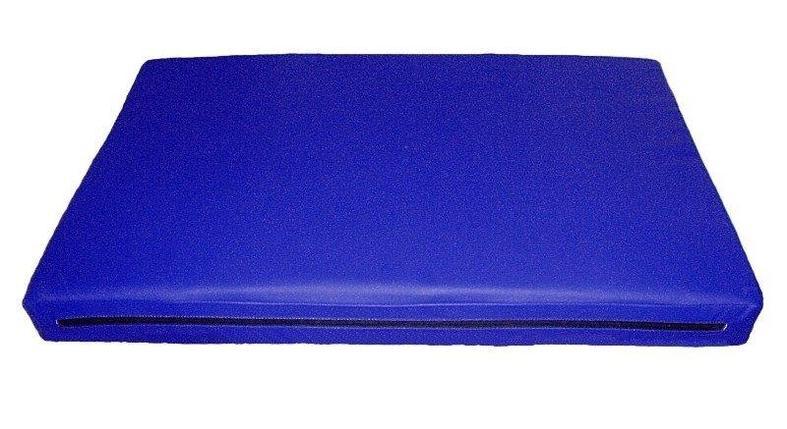 Чехол для гимнастические маты кожа заменитель 200см х 100см х 5см, фото 2