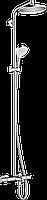 Hansgrohe Crometta S Showerpipe 240 1jet с термостатом для ванны (27320000)