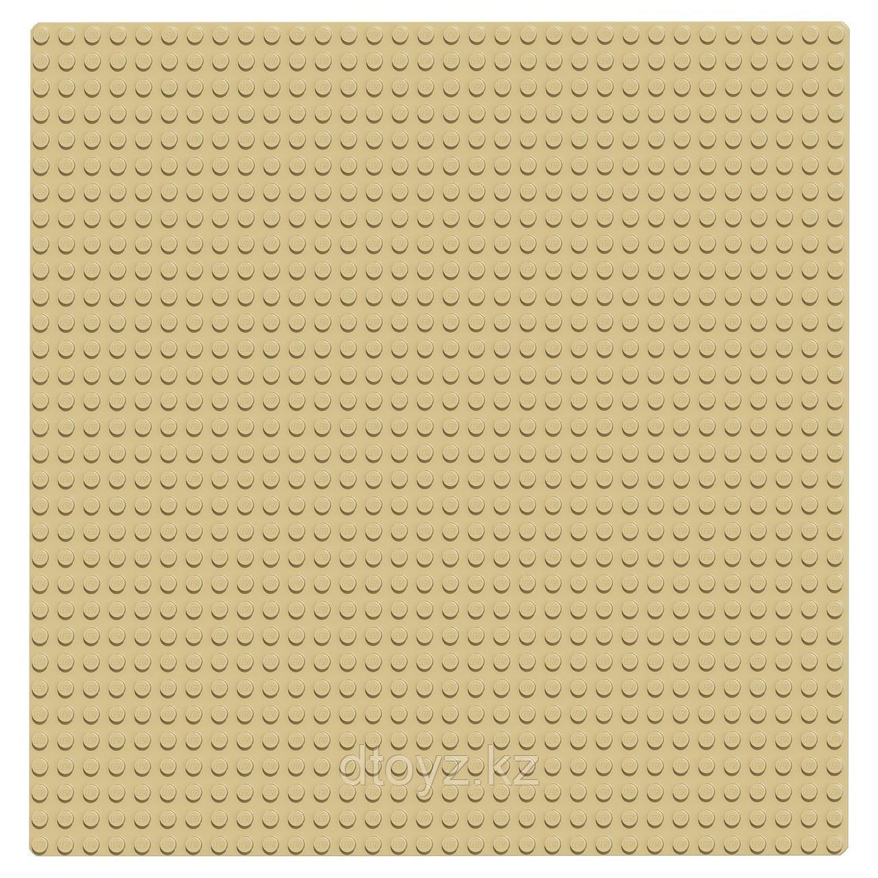 Lego Classic 10699 Строительная пластина желтого цвета Лего Классик