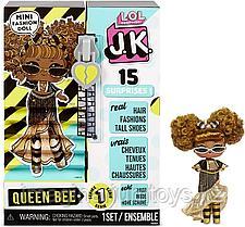 Кукла L.O.L. Surprise! J.K. Mini Fashion Doll Queen Bee