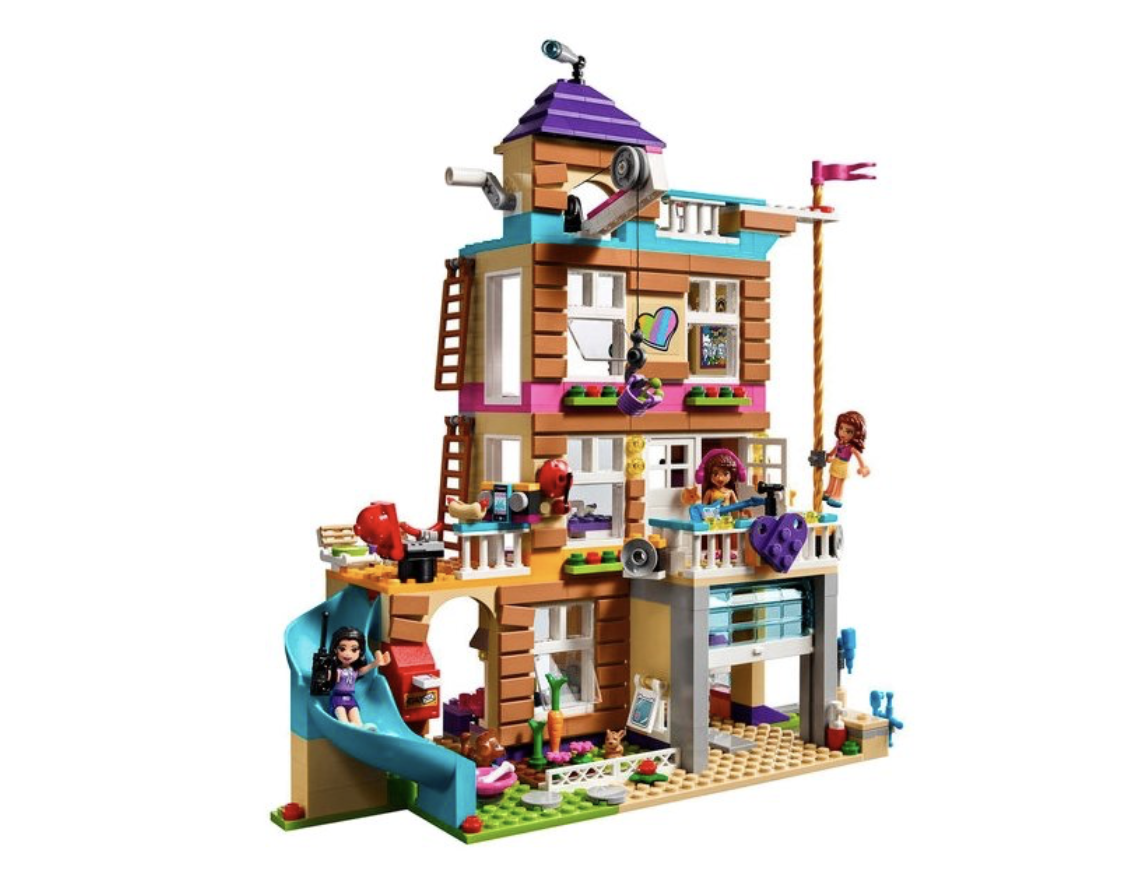 Конструктор BELA Friend Дом Дружбы арт.10859 (Аналог LEGO Friends 41340) - фото 8