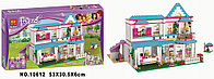 Конструктор Bela «Дом Стефани» арт. 10612 (Аналог LEGO Friends 41314)