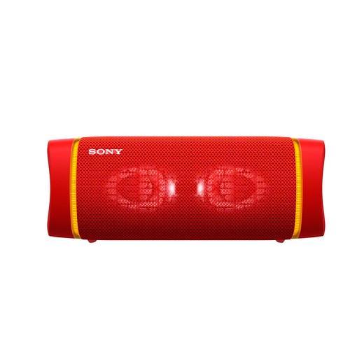 Беспроводная колонка Sony SRSXB 33 Red - фото 2