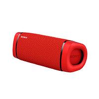 Беспроводная колонка Sony SRSXB 33, Red