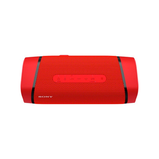 Беспроводная колонка Sony SRSXB 33, Red - фото 3