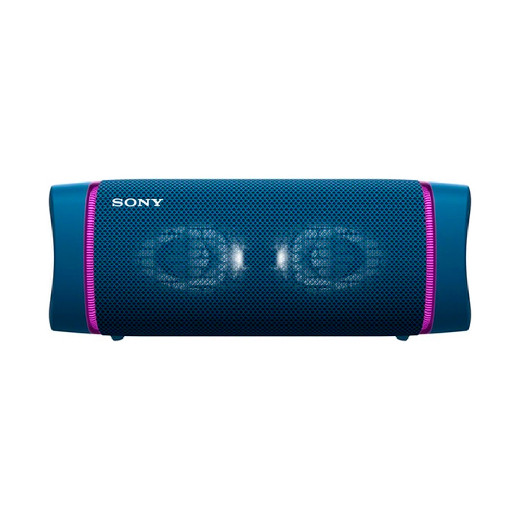 Беспроводная колонка Sony SRSXB 33 Blue - фото 2
