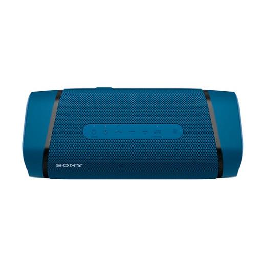Беспроводная колонка Sony SRSXB 33 Blue - фото 3