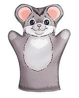 Кукла перчатка «Мышка» домашний кукольный театр.