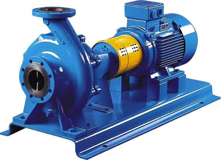 Насосный агрегат 1К 100-80-160б (уменьшенное рабочее колесо)