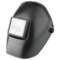 Маска сварщика пластик, стекло 110*90, ГОСТ Р 12.4.238-2007