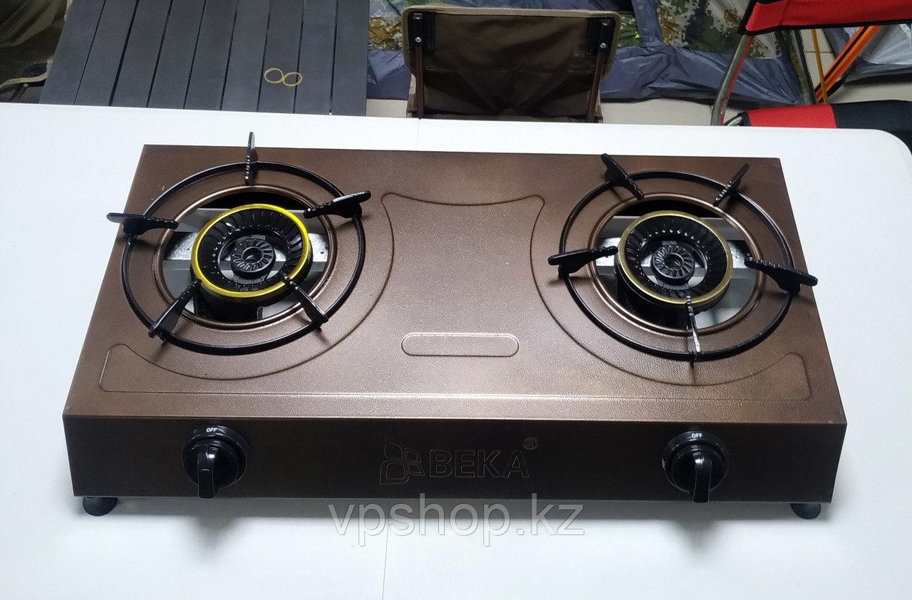 Газовая плита 2-конфорочная для природы и для кухни, доставка