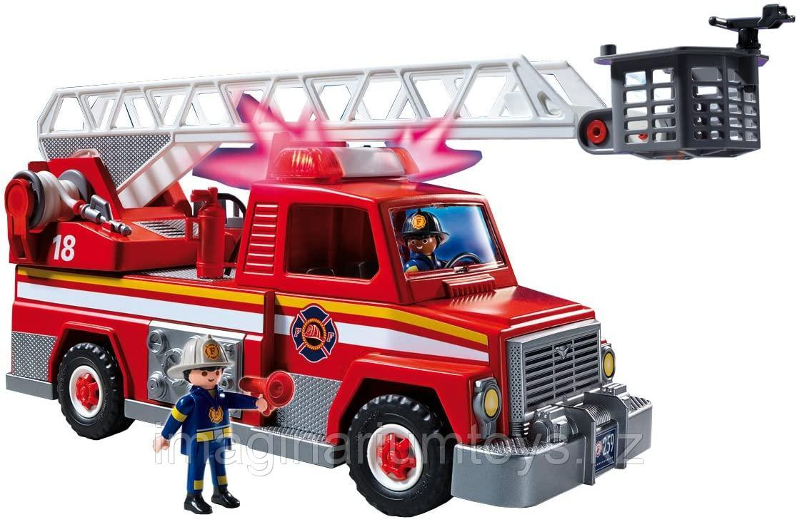 Конструктор для мальчиков Playmobil «Пожарная машина»