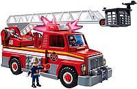 Конструктор для мальчиков Playmobil «Пожарная машина», фото 1
