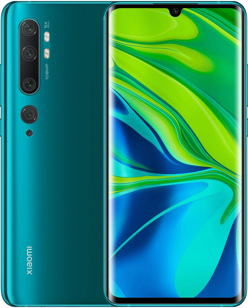 Mi Note 10 6/128Gb (Aurora Green)