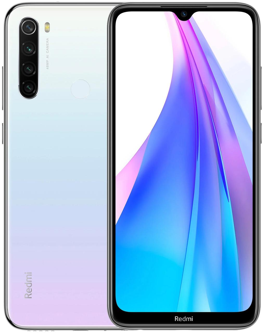 Redmi Note 8T 4/128Gb (Moonlight White)