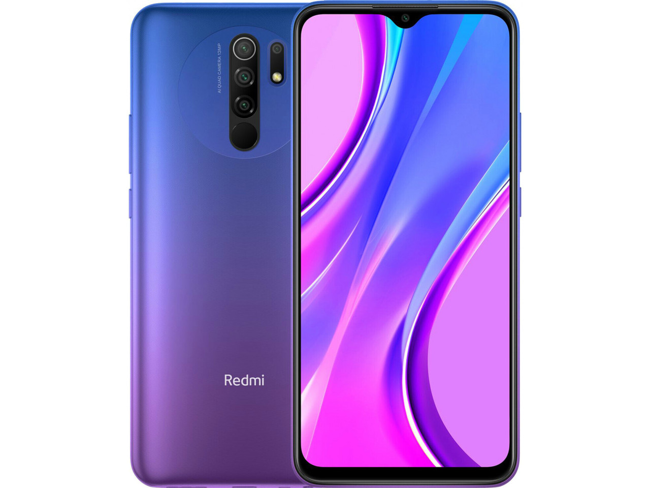 Redmi 9 3/32Gb (Sunset Purple)