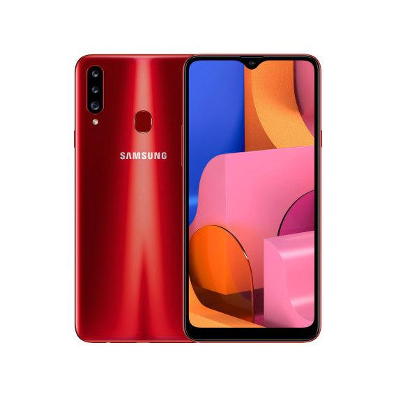 Galaxy A20s 2019 3/32Gb Red EAC