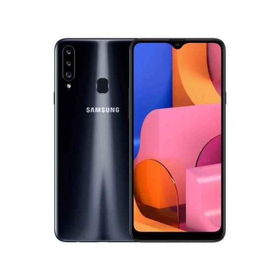 Galaxy A20s 2019 3/32Gb Black EAC