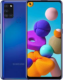 Galaxy A21s 2020 3/32Gb Blue EAC