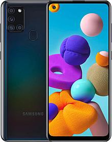 Galaxy A21s 2020 3/32Gb Black EAC