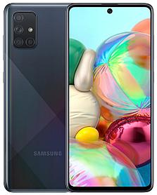 Galaxy A71 2020 6/128Gb Black EAC