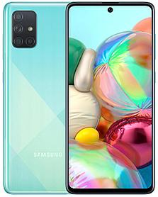 Galaxy A71 2020 6/128Gb Blue EAC