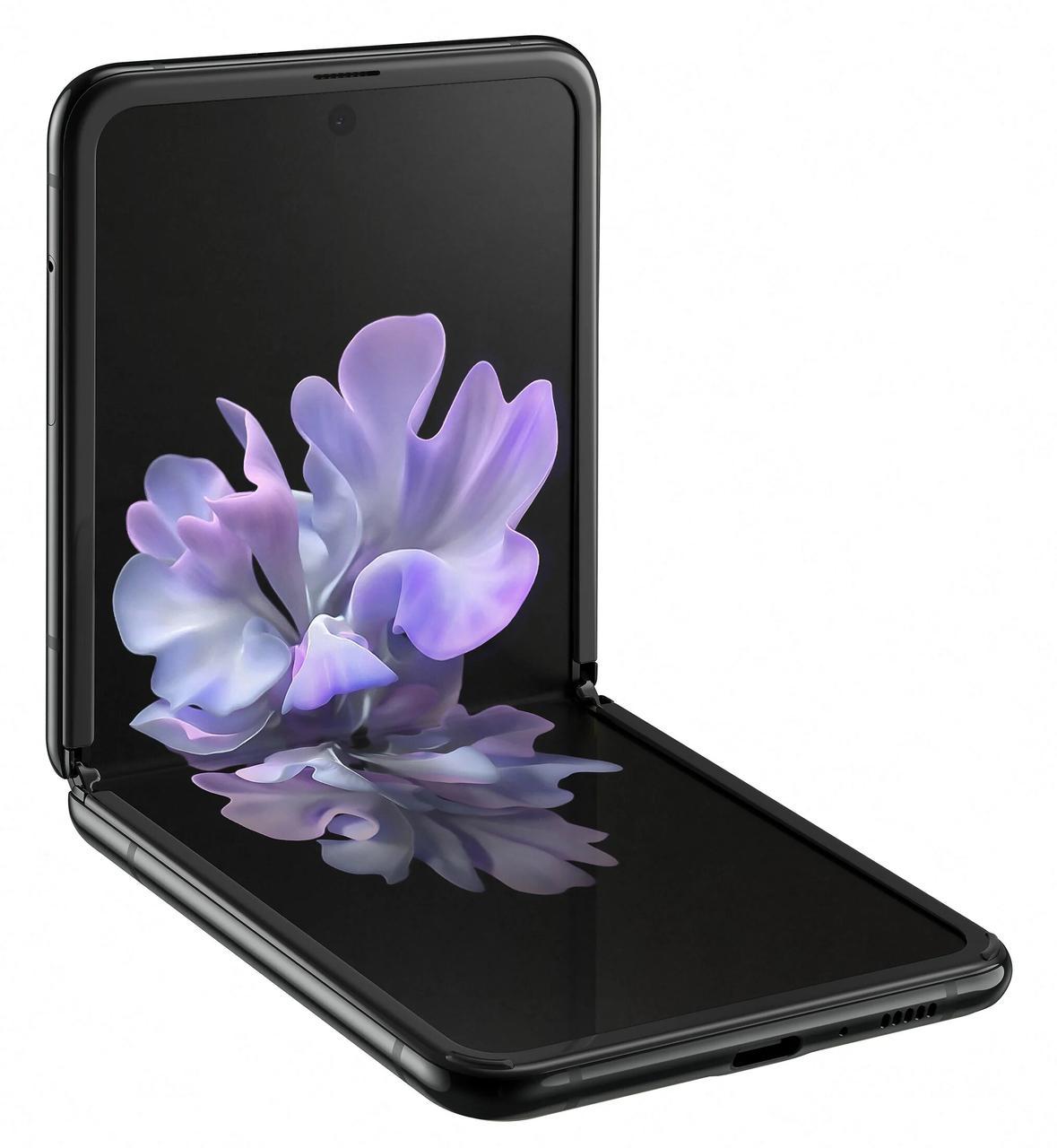 Galaxy Z Flip 2020 8/256Gb Black EAC