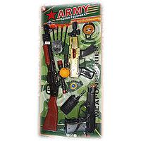 Детский набор оружия.