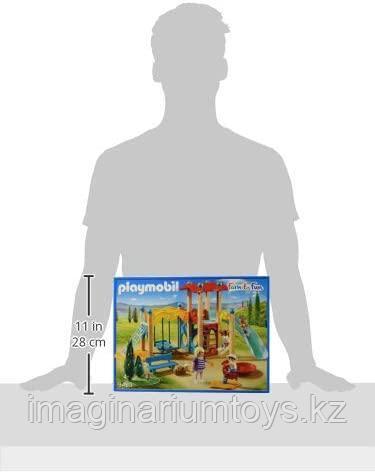 Конструктор «Парк Детская площадка» PLAYMOBIL - фото 6