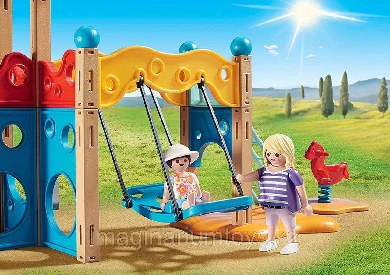 Конструктор «Парк Детская площадка» PLAYMOBIL - фото 3