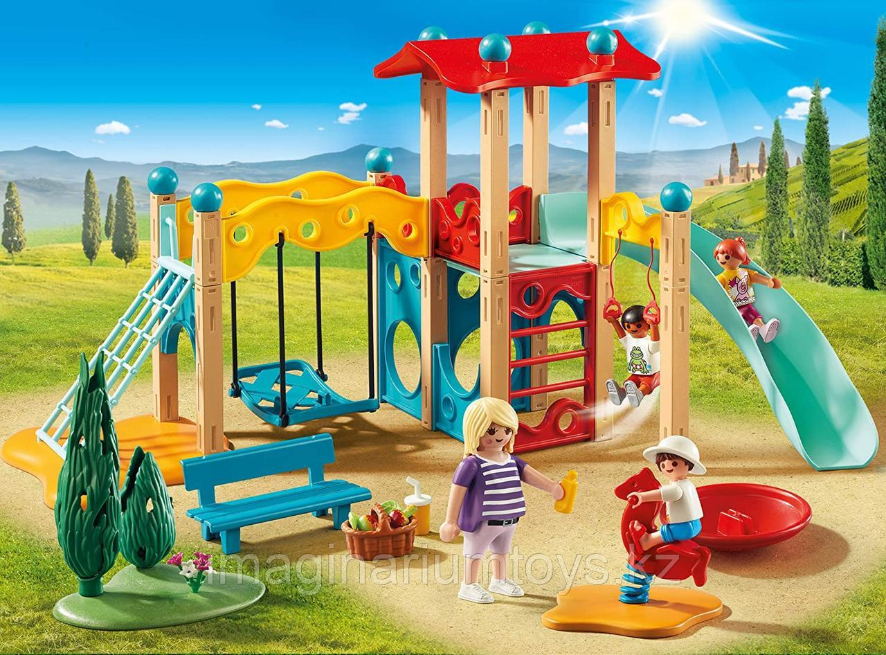 Конструктор «Парк Детская площадка» PLAYMOBIL - фото 5