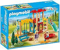 Конструктор «Детская площадка а парке» PLAYMOBIL, фото 1