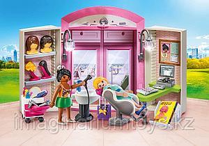 Конструктор для девочек «Салон красоты» Playmobil