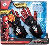 Набор перчатки Человека-паука с проектором и дартами, фото 1