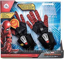 Набор перчатки Человека-паука с проектором и дартами